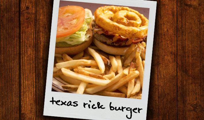 Pete's Orion Restaurant Burger
